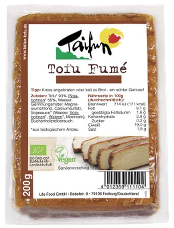 Tofu fumé BIO, Taifun (200 g)