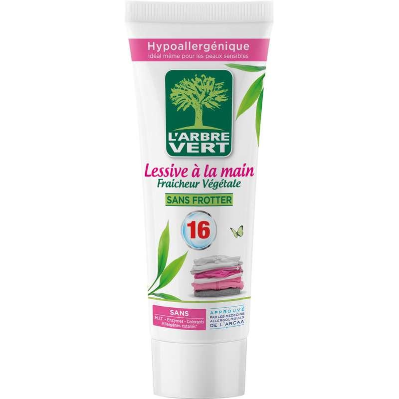 Lessive à la main fraîcheur végétale, l'Arbre Vert (250 ml)