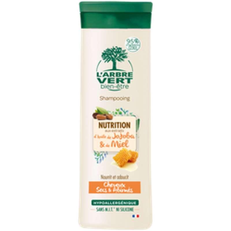 Shampoing nutrition cheveux secs, L'Arbre Vert (250 ml)