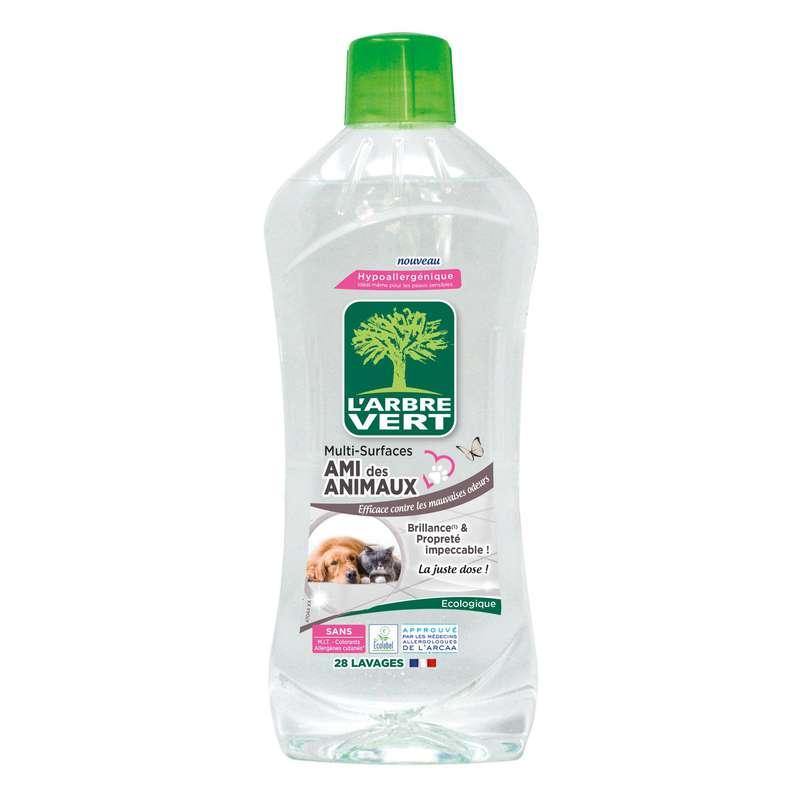 Nettoyant multi-surface ami des animaux, l'Arbre vert (1 L)