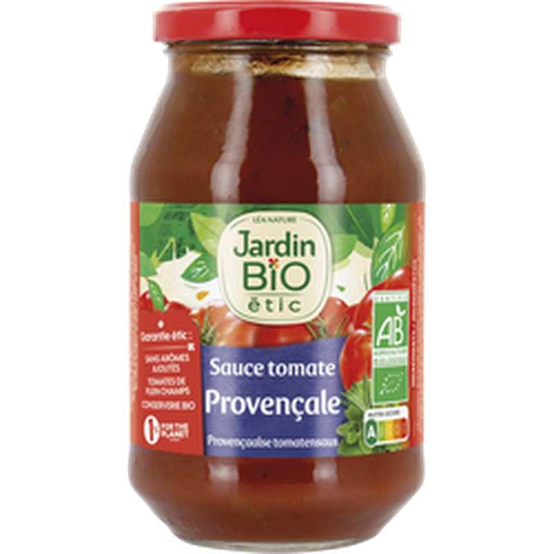 Sauce tomate Provençale BIO, Jardin Bio étic (510 g)