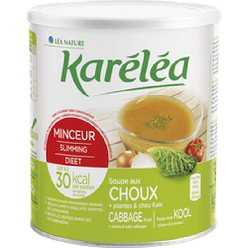 Soupe minceur au choux et aux plantes, Karéléa (300 g)