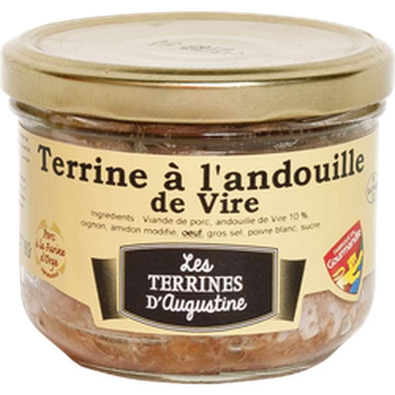 Terrine à l'andouille de Vire, Les Terrines d'Augustine (190 g)