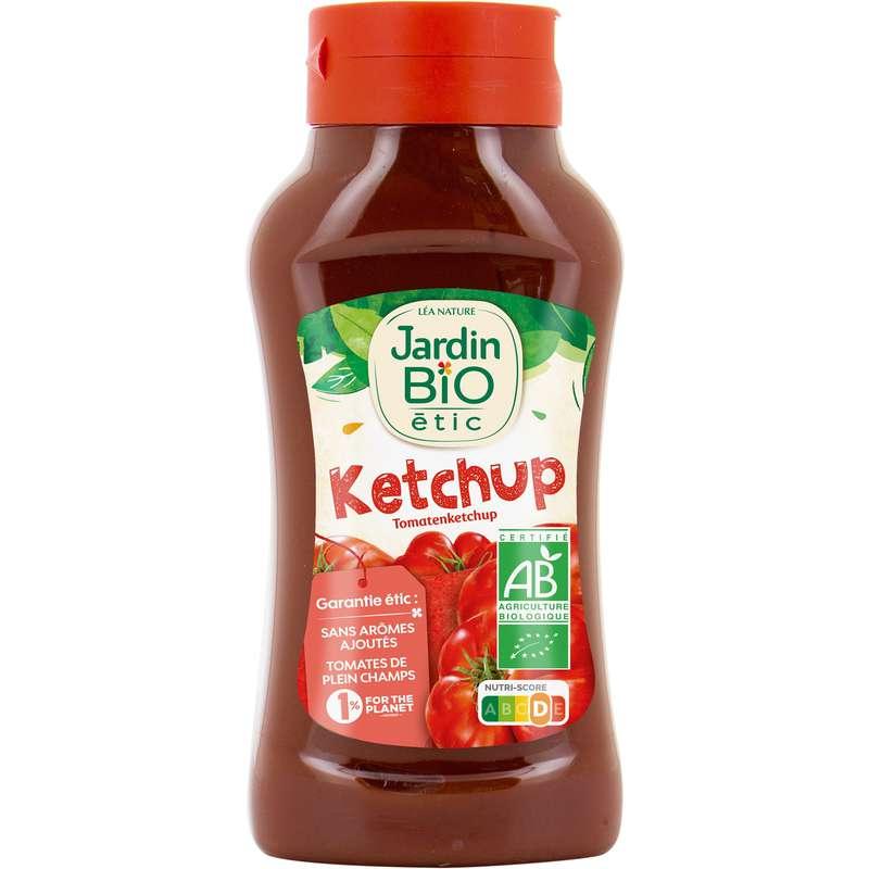 Ketchup, Jardin Bio (560 g)