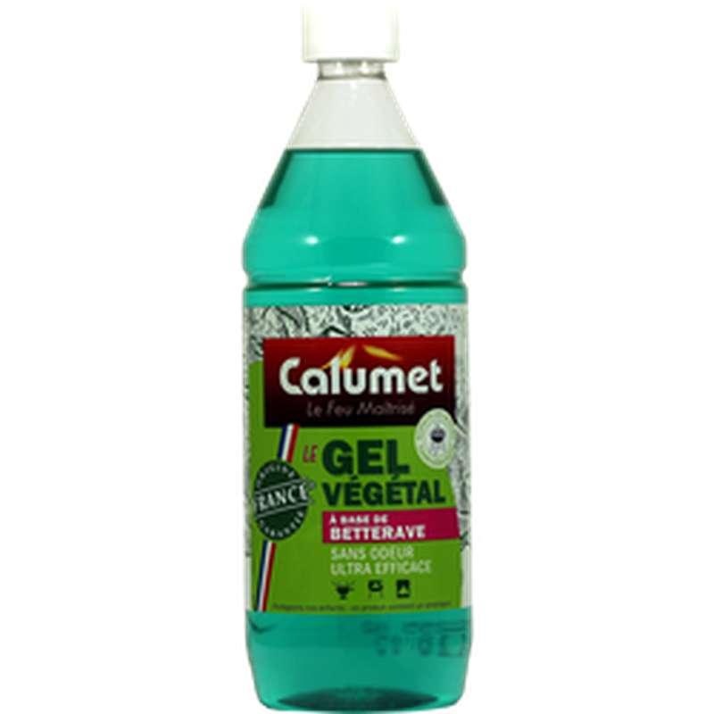 Gel Végétal Allume-feu, Calumet (1 L)