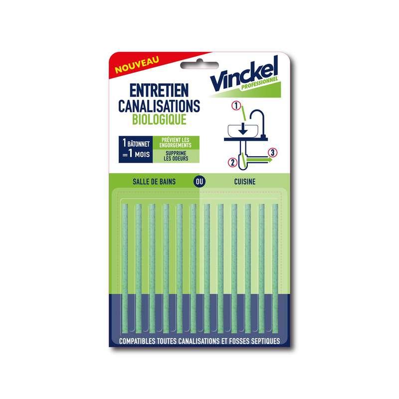 Entretien canalisation BIO, Vinckel (x 12)