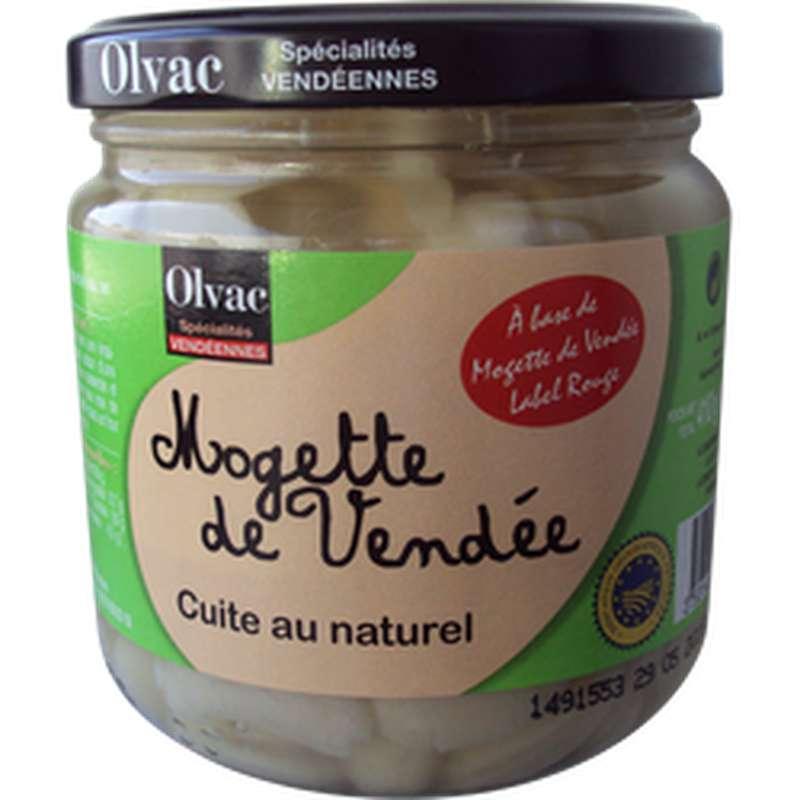 Mogettes de Vendée cuites au naturel, Olvac (410 g)