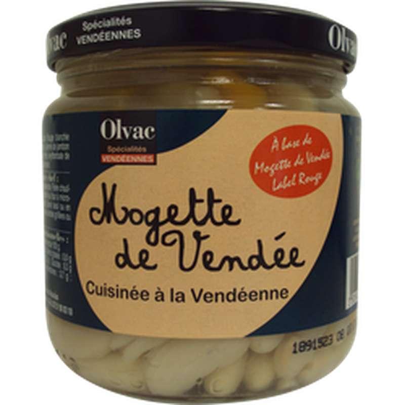 Mogettes de Vendée cuisinées à la Vendéenne, Olvac (410 g)
