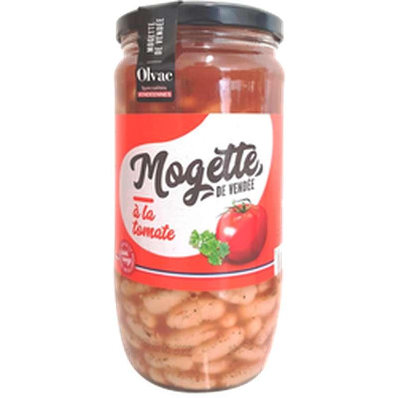 Mogettes à la tomates, Olvac (530 g)