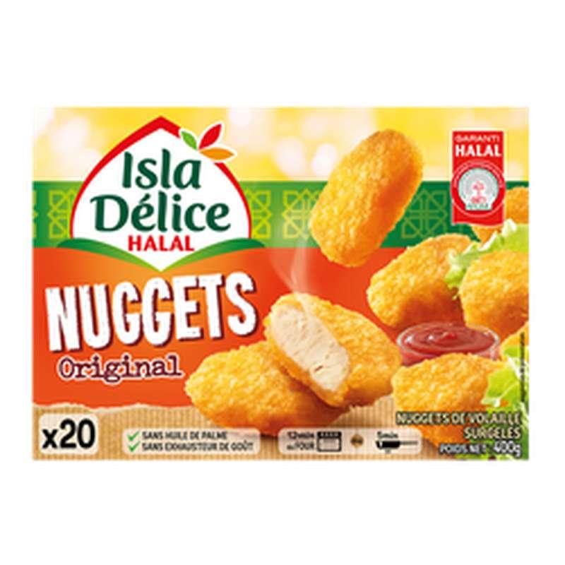 Nuggets Halal, Isla Delice (400 g)