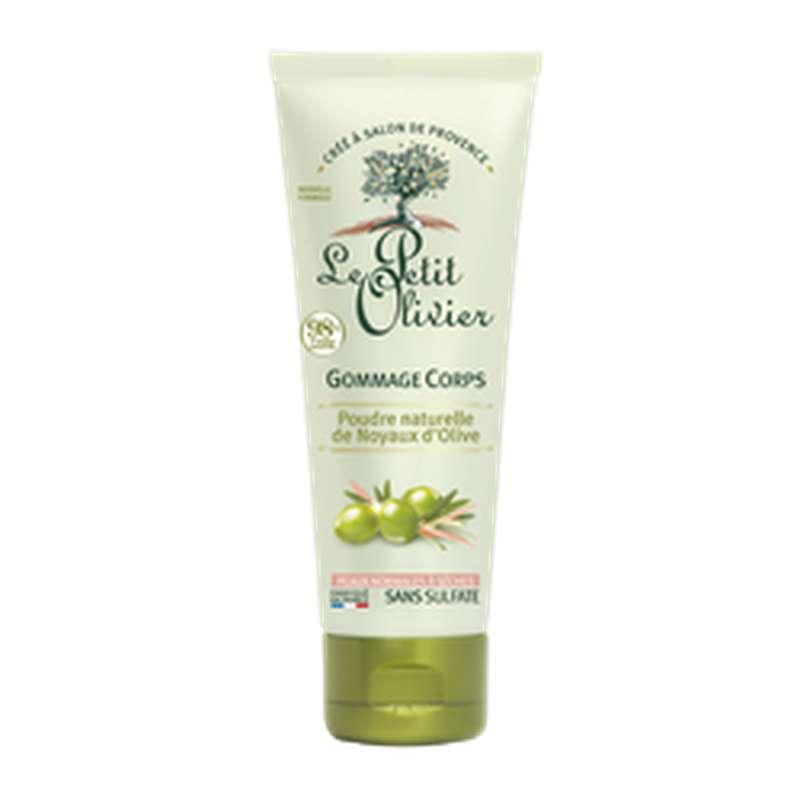 Gommage pour le corps à la poudre de noyaux d'olive, Le Petit Marseillais (200 ml)
