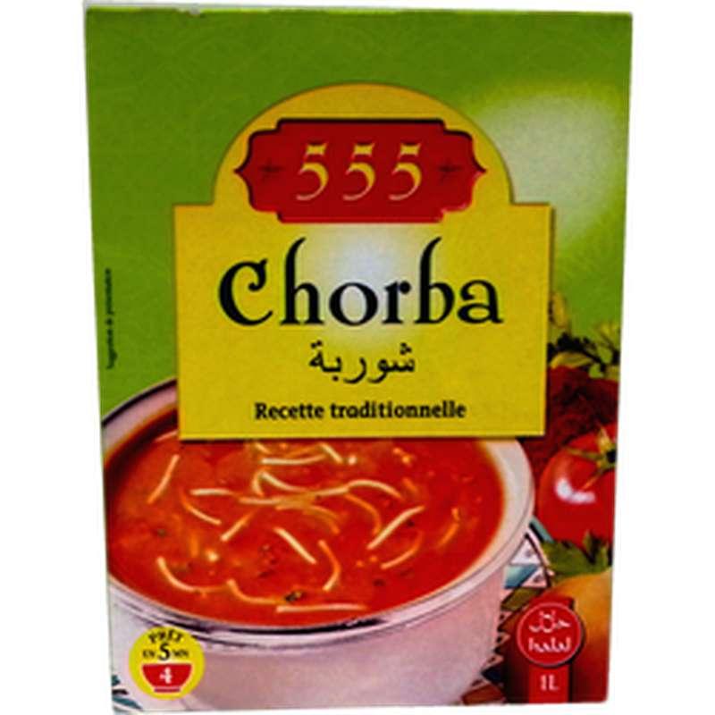 Soupe Chorba, 555 (102 g)