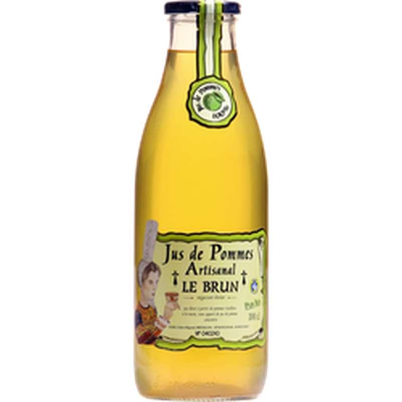 Jus de pomme artisanal, Le Brun (1 L)