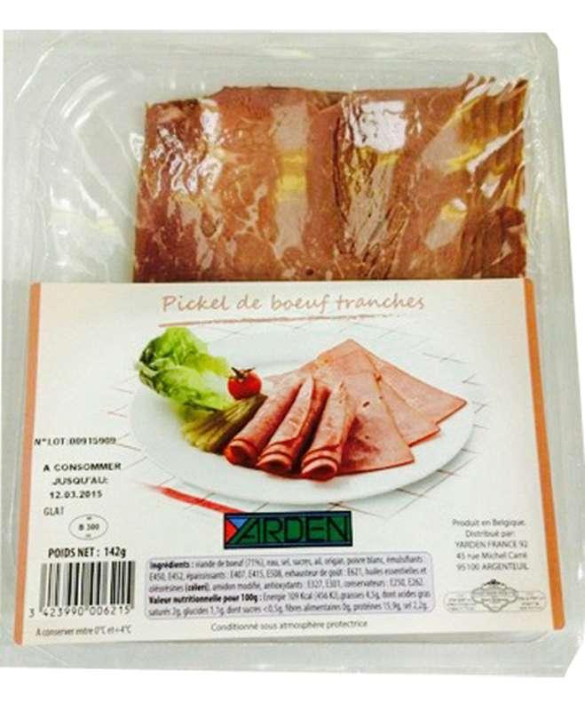 Pickel de boeuf, Yarden (142 g)