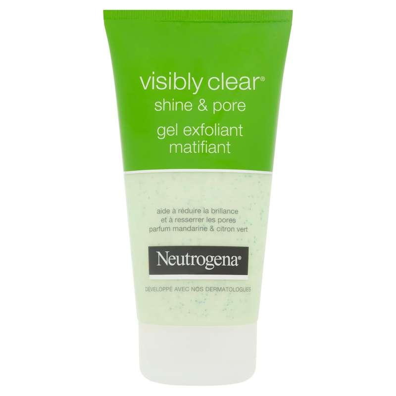 Gel exfoliant Shine & Pore, Neutrogena (150 ml)