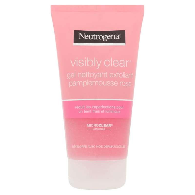 Gel Nettoyant visage pamplemousse rose, Neutrogena (150 ml)