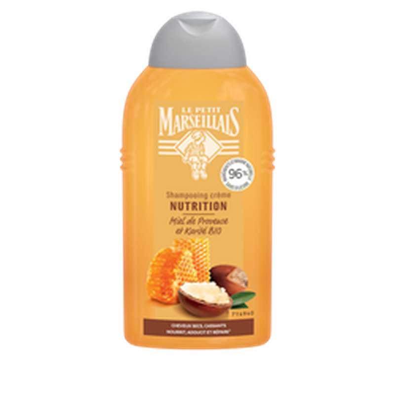 Shampoing miel & karité nutrition, Le Petit Marseillais (250 ml)