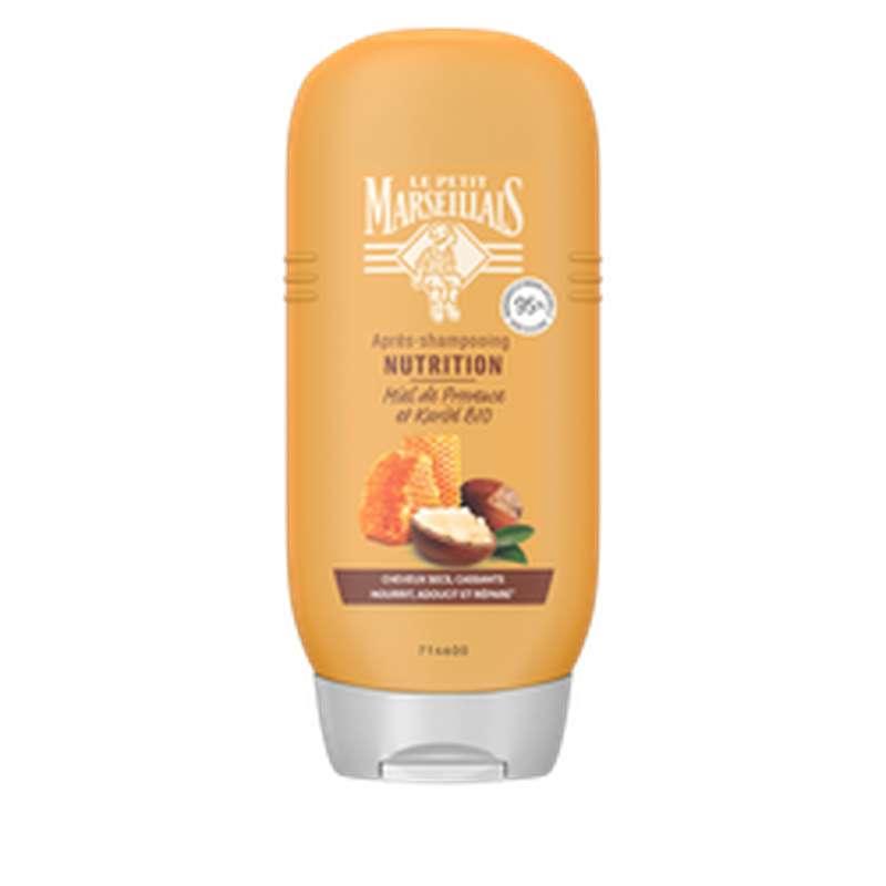 Après-shampoing Miel&Karité, Le Petit Marseillais (200 ml)