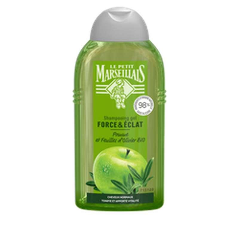 Shampoing éclat pomme & olive, Le Petit Marseillais (250 ml)