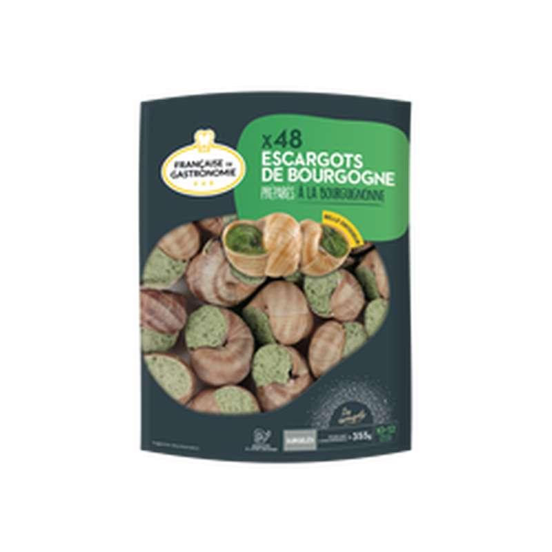 Escargots De Bourgogne, Française de Gastronomie (x 48)