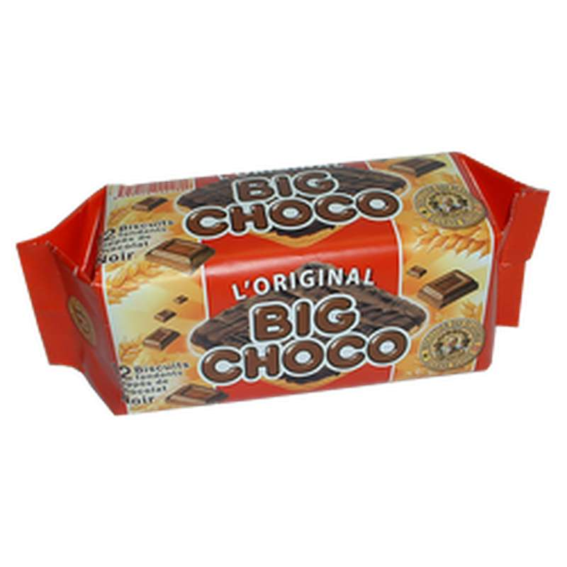 Goûters nappés de chocolat Big Choco, Regal (x12, 250 g)
