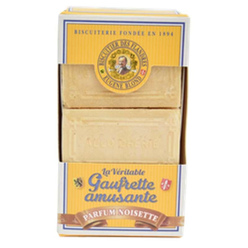 Gaufrettes amusantes chocolat noisettes, Regal (210 g)