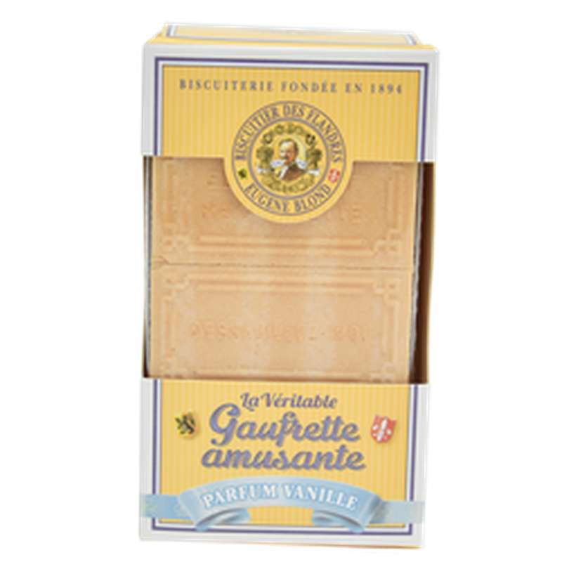 Gaufrettes amusantes vanille, Regal (210 g)