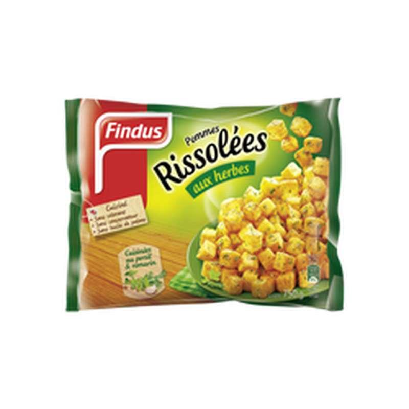 Pommes de terre rissolées aux Herbes, Findus (750 g)