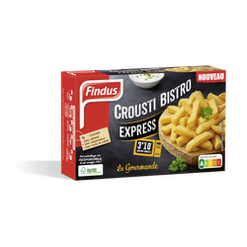 Frites Crousti'bistro La Gourmannde, Findus (x 2, 130 g)