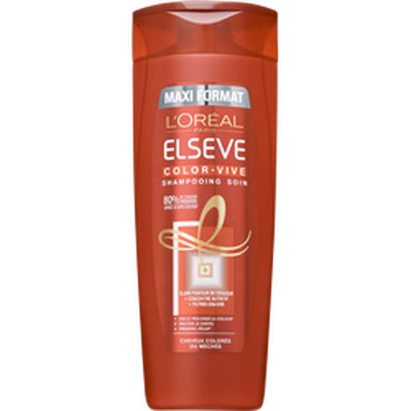 Shampoing Color Vive, Elseve (400 ml)