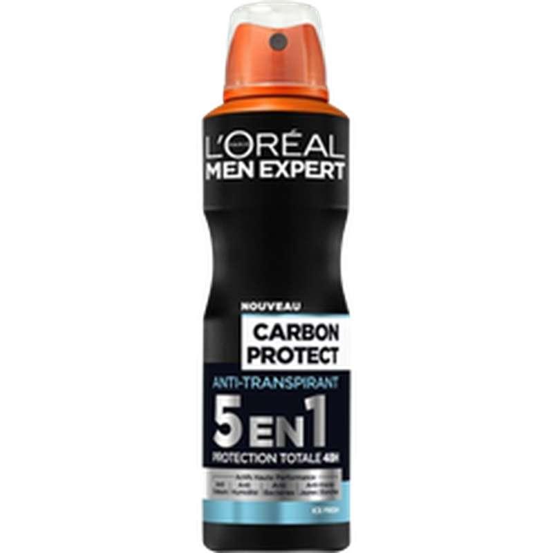 Déodorant 5 en 1 pour homme, L'Oréal (200 ml)