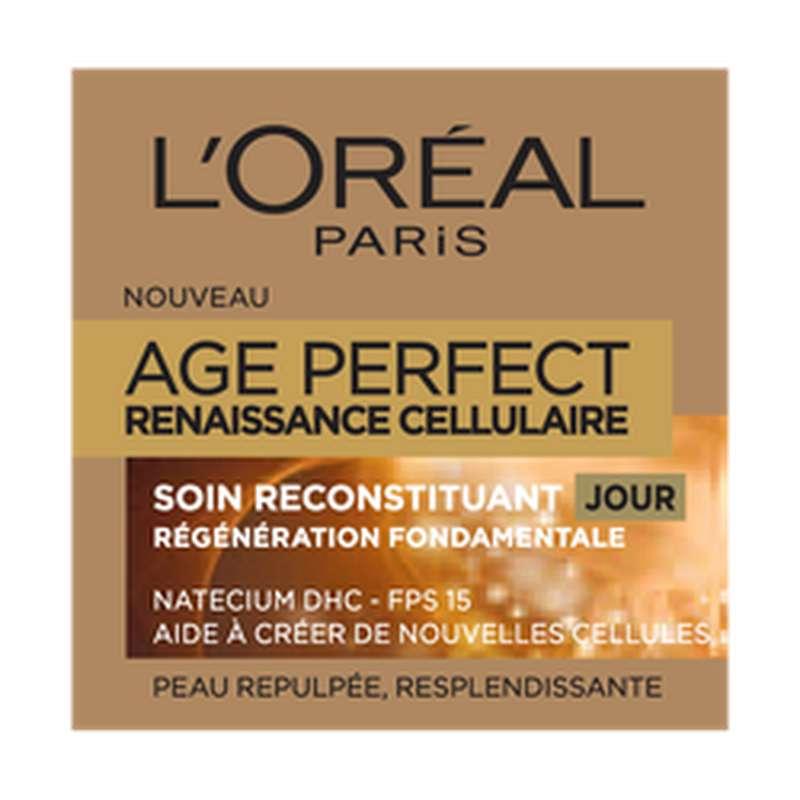 Soin de jour Perfect renaissance cellulaire, L'Oréal (50 ml)