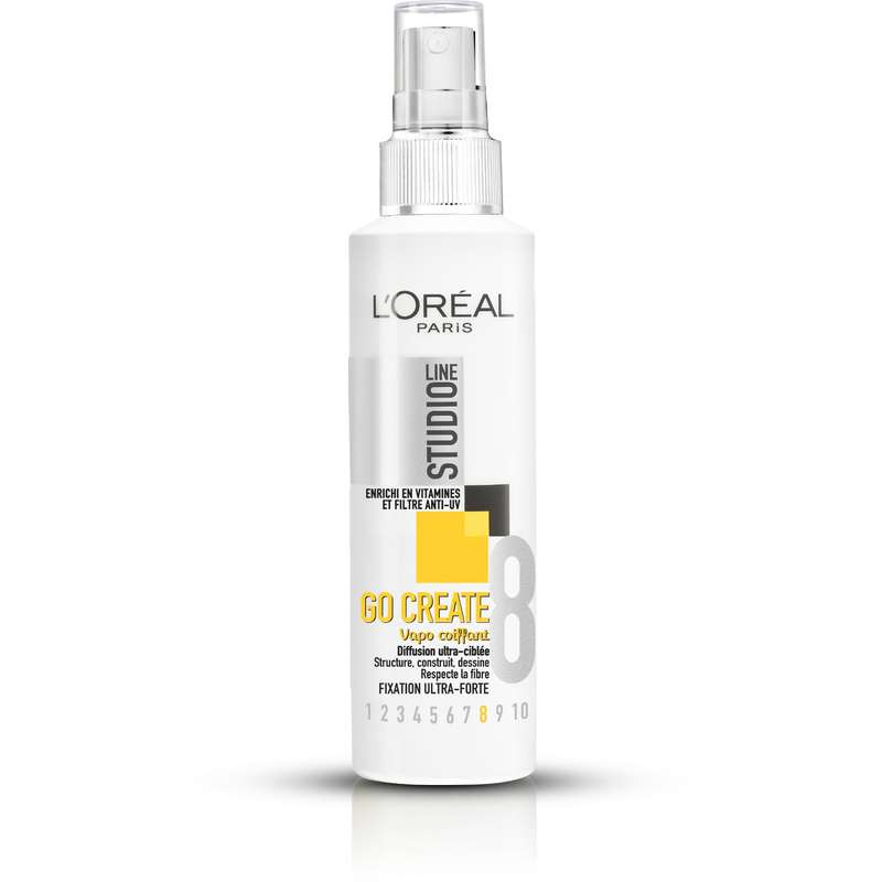 Spray coiffant fixation ultra-forte, l'Oréal (150 ml)