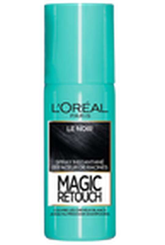 Spray effaceur de racines Magic Retouch - noir n°1, L'Oréal (75 ml)