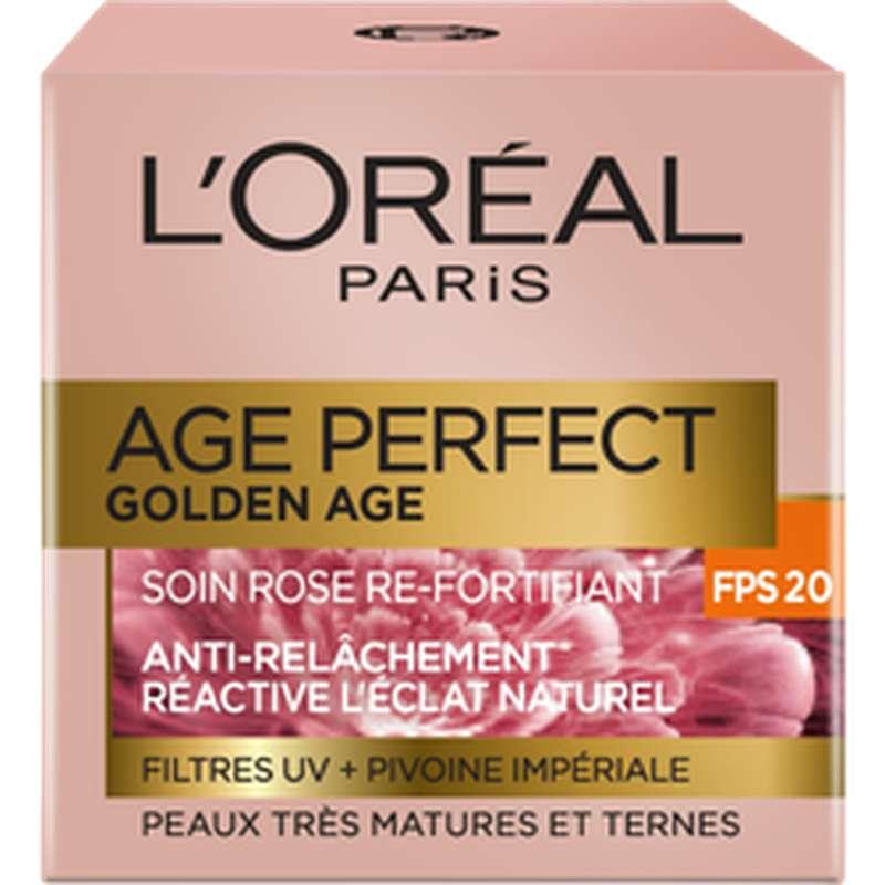 Soin jour Age Perfect Golden Age, L'Oréal (50 ml)