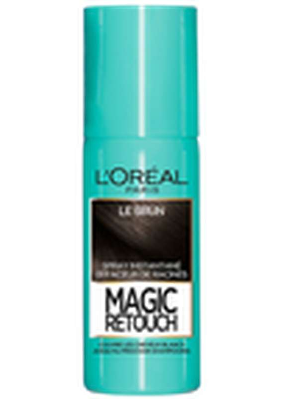 Spray effaceur de racines Magic Retouch - brun n°8, L'Oréal (75 ml)