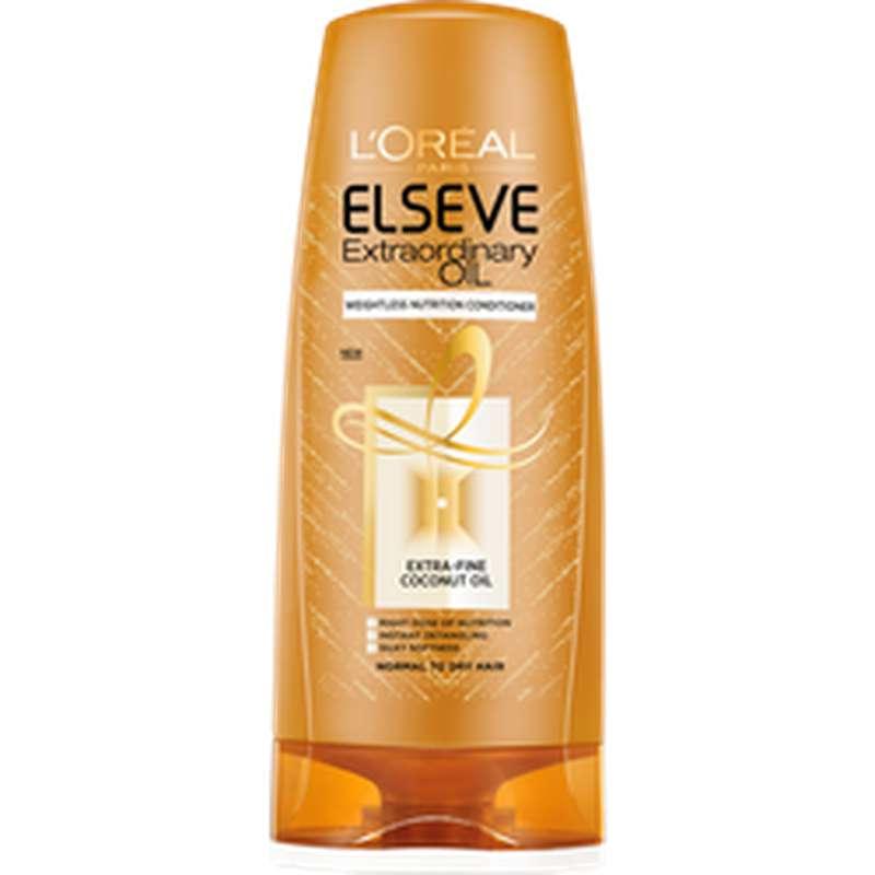 Après-shampoing Huile extraordinaire coco, Elseve (200 ml)