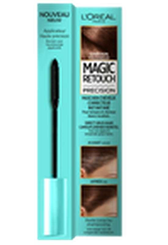 Mascara Magic Retouch précision - châtain, L'Oréal
