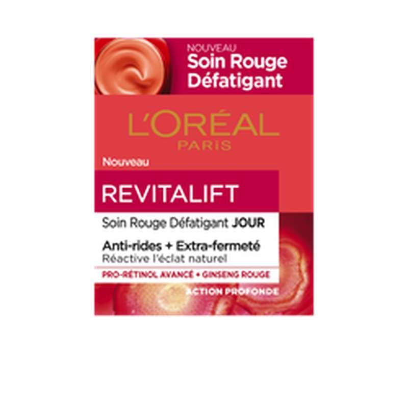 Crème de soin de jour au ginseng flow Revitalift, L'Oréal (50 ml)
