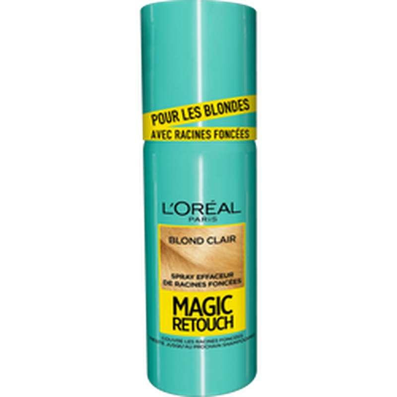 Spray effaceur de racines foncées Magic Retouch - n°9.3 blond clair, L'Oréal
