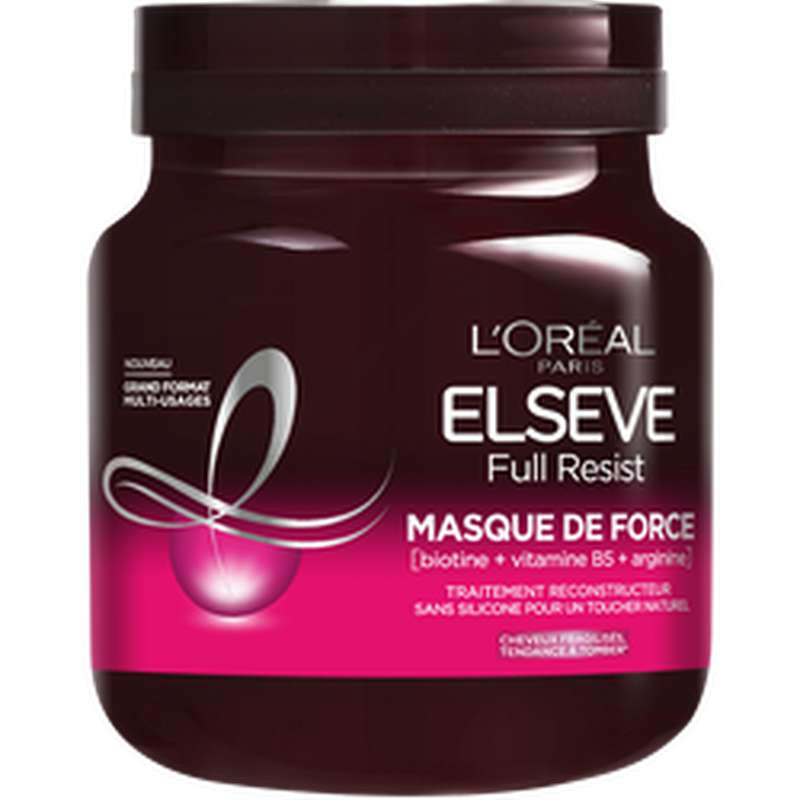 Masque full Resist, Elseve (680 ml)