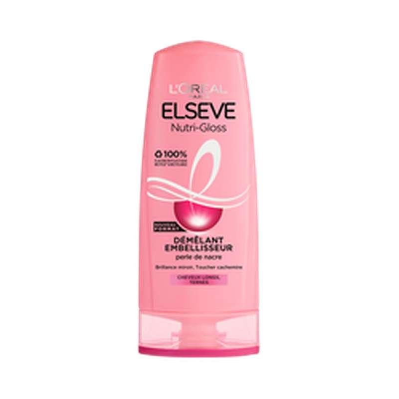 Après-shampoing nutriti-gloss, Elseve (240 ml)
