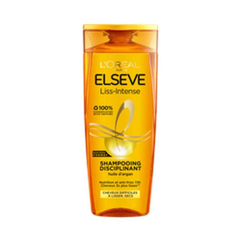Shampoing liss Intense, Elseve (290 ml)