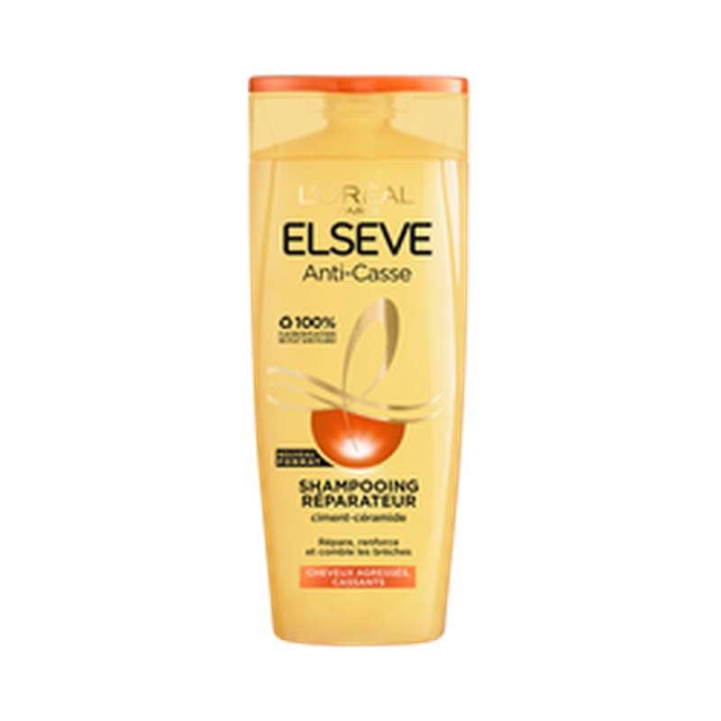 Shampoing anti-casse nutri ceramides, Elseve (290 ml)