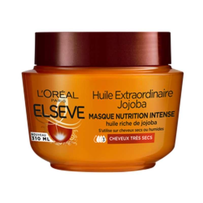 Masque Huile Extraordinaire Cheveux très secs, Elseve (310 ml)