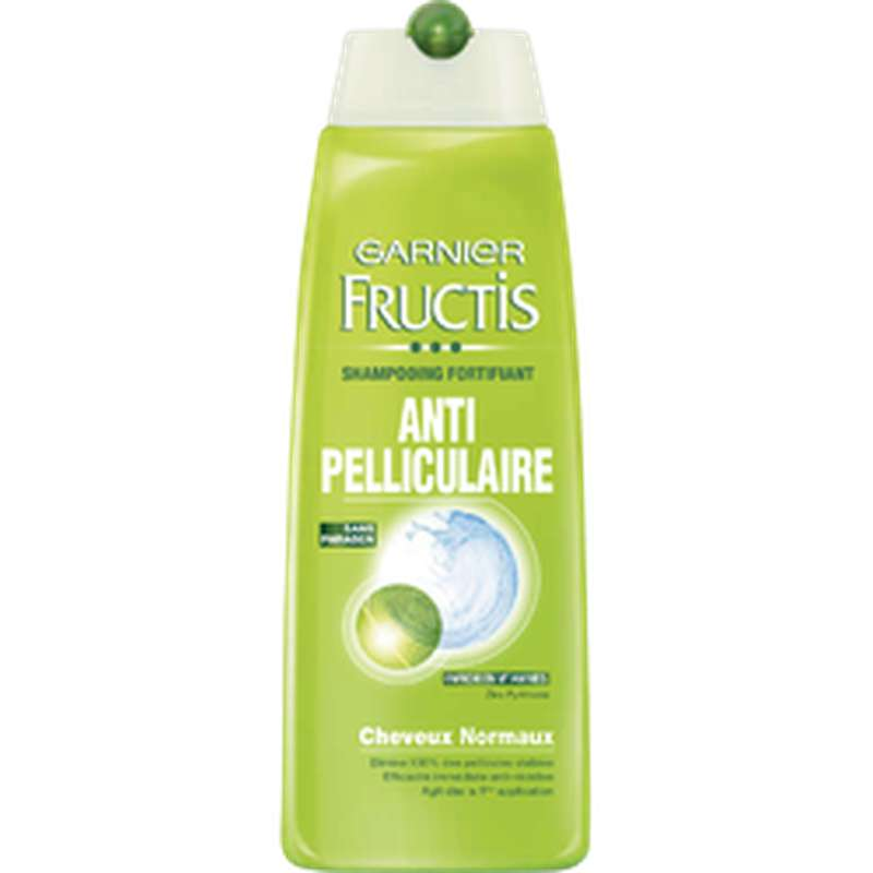 Shampooing fortifiant antipelliculaire, Fructis (250 ml)