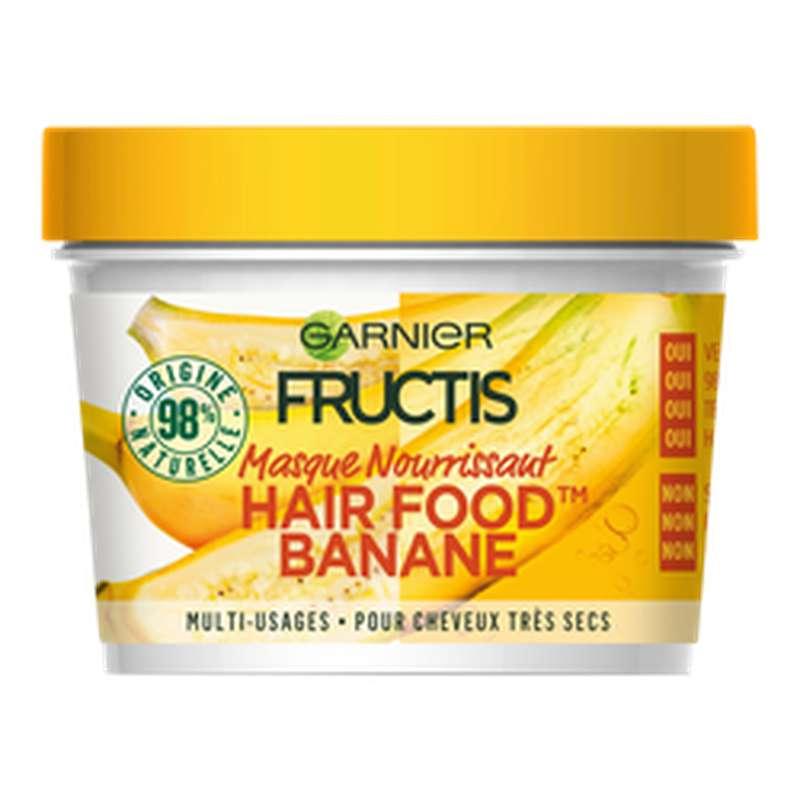 Masque nourrissant à la Banane, Fructis (390 ml)