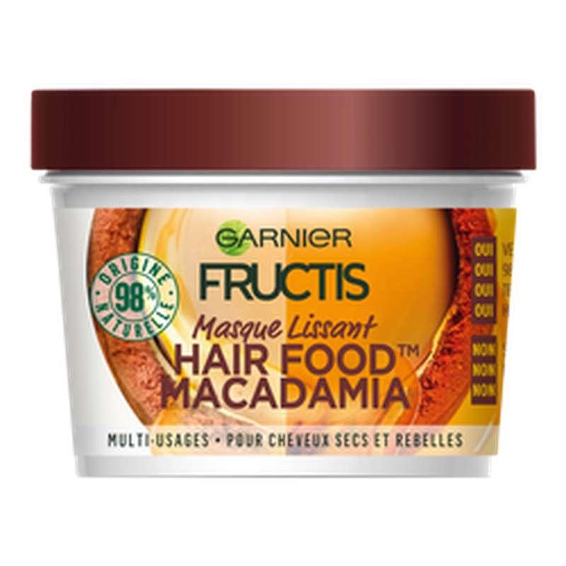 Masque nourrissant macadamia, Fructis (390 ml)