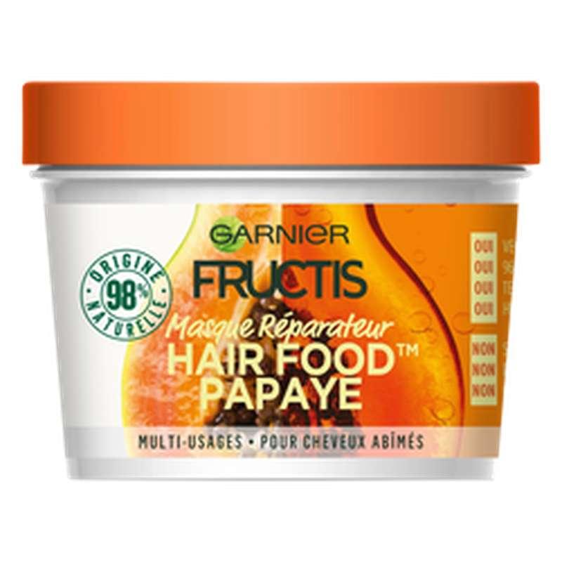 Masque nourrissant à la papaye, Fructis (390 ml)