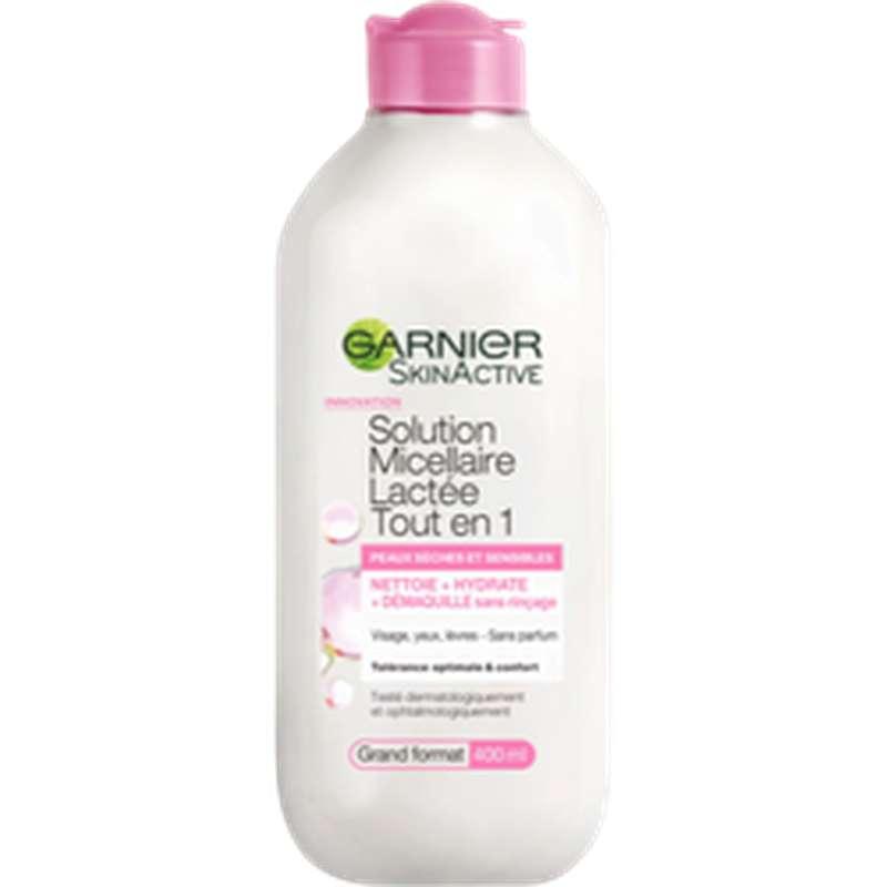 Solution micellaire lactée, Garnier (400 ml)